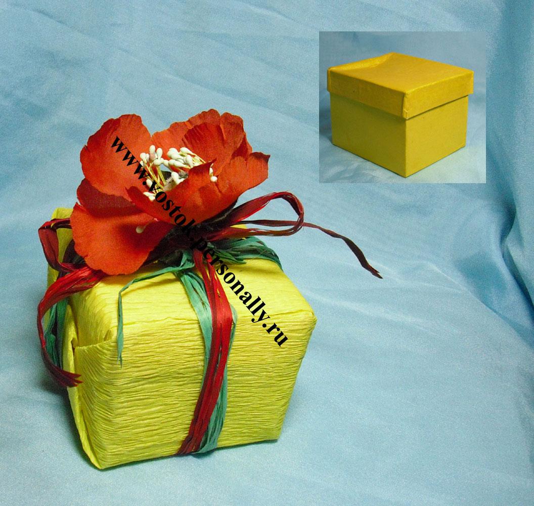 Упаковка для мягкого подарка 956